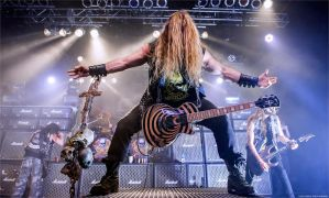 Zakk Wylde, Black Label Society by lizzys-photos