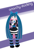Anarchy Stocking by StarAngelX