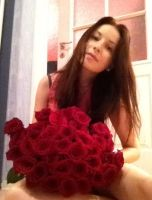 BIG bouquet of roses by Luria-XXII