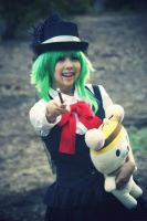 Under Your Spell - GUMI by paintingnonsense