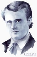 Jack London by ChinMa