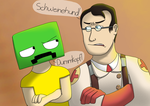 Germans... by Creeperchild