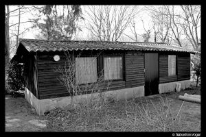 old shed by SeVoX