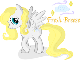 Fresh Breeze by frozenfish696