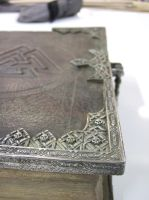 Book Of Shadows detail by Michael-Day