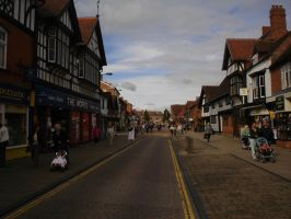 Stratford-upon-Avon II by earlymorning