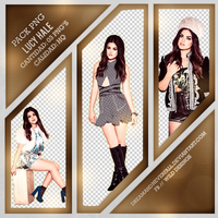 ++ Pack Png Lucy Hale by DreamAndNeverFall