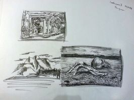 Day 7 Daily - Landscape #2 by Dauganor