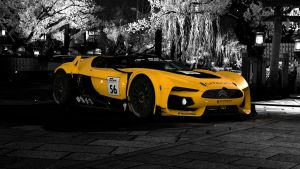 Citroen GT 0 by yago174
