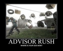 Advisor Rush by PhantomGline
