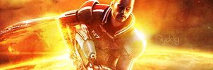 Mass Effect Signature Banner by Slydog0905