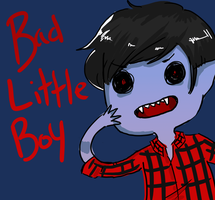 Bad Little Boy by swisstea