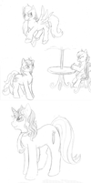 +Confound these ponies+ by min-mew