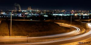 Queensborough On-Ramp by bcdirector
