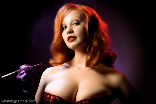 What a Wife - Jessica Rabbit by Ardella
