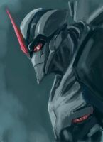 Starscream sketch by Jit-Seven