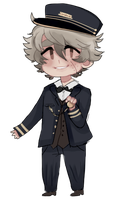 Conductor Cheeb by Kansassss