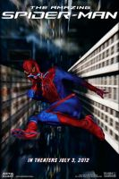 The Amazing Spider-Man movie poster by DComp