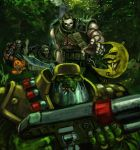 Armageddon Ork Hunters. by AndgIl