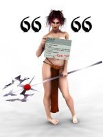 6666 pageviews - Thank you by Fredy3D