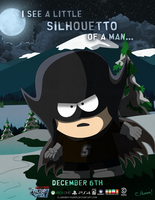 SouthPark The Fractured But Whole - The Silhouetto by ElAdministrador