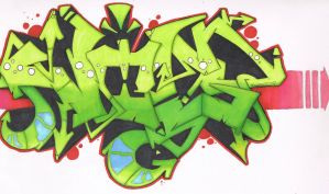 Bomb by K12RES