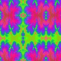 tie dye fabric by KRSdeviations