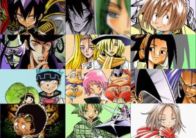 Shaman King Master of Spirits Opening by Ami-sensei