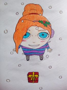 Christmas Contest Entry by NyeletIste