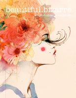BB Magazine - Issue 008 - cover by BeautifulBizarreMag