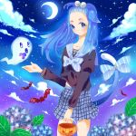 CE: Blue Halloween by Mingnaruto97