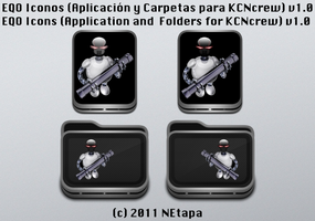 EQO Iconos: KCNcrew by NEtapa