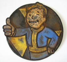 PipBoy-plaque by bumbklaatt