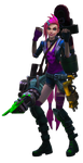MMD Slayer Jinx For Download [DOWN] by AceYoen