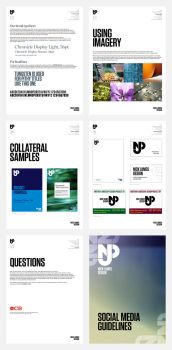 Nick James Design Brand Guidelines Part II by tmgtheperson