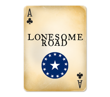 Lonesome Road Playing Card by Social-Iconoclast