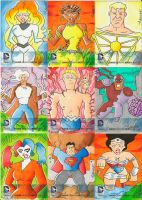 DC52 Sketch Cards 7 by zaymac
