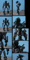 bionicle:jalko by CASETHEFACE