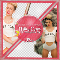Miley Cyrus PNG by PacksHQ