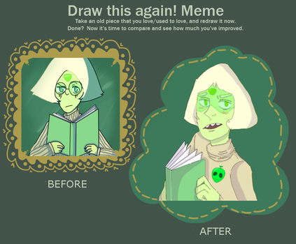 Draw this Again (Improvement my dudes) by SPACECACTUX