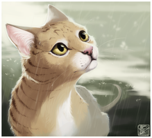 Leafpool by ashkey
