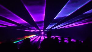 Lasershow1 by go4music