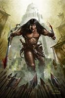 Conan by madadman