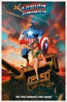 Captain America - The Movie by Valzonline