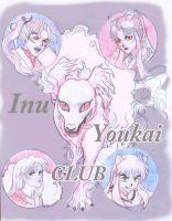 InuYoukai CLUB ID -sketch by Dawitch