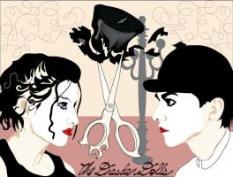 The Dresden Dolls by anaranjaded