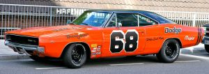 Dodge Charger 1968-4 by cmdpirxII