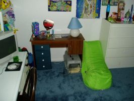 Prin's Room 3- Other Desk by prin-chan