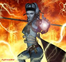Clan Mothers Wrath by Aphrodite-NS