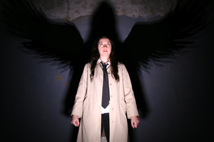 Castiel an Angel of the lord by evil-hikari66